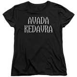 Womans: Harry Potter- Avada Kedavra Shirts