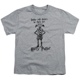 Youth: Harry Potter- Dobby Will Always Be There Shirts