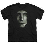Youth: Harry Potter- Snape Profile Shirt