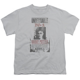 Youth: Harry Potter- Undesirable No1 Distressed Shirts