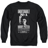 Crewneck Sweatshirt: Harry Potter- Undesirable No 1 T-Shirt