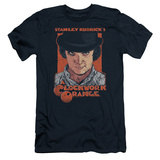 A Clockwork Orange/Alex Stamp Slim Fit Shirts
