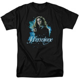 Harry Potter- Hermione Wand Ready T-shirts