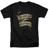 Harry Potter- Mischief Manage Banner T-Shirt