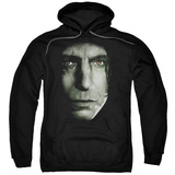 Hoodie: Harry Potter- Snape Profile Pullover Hoodie
