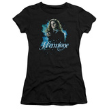 Juniors: Harry Potter- Hermione Wand Ready (Premium) Shirts