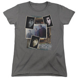 Womens: Harry Potter- Trio Collage T-Shirt