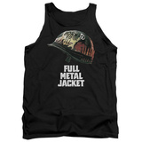 Tank Top: Full Metal Jacket/Poster Art Tank Top