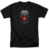 2001 A Space Odyssey/Hal 9000 T-Shirt
