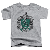 Toddler: Harry Potter- Slytherine Crest Shirt