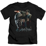 Juvenile: Harry Potter- Heroes Against Voldemort T-shirts
