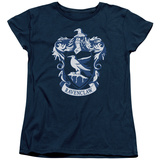 Womens: Harry Potter- Ravenclaw Crest Shirts