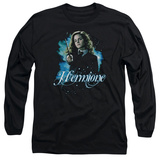 Long Sleeve: Harry Potter- Hermione Wand Ready Long Sleeves