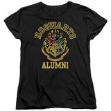 Womans: Harry Potter- Hogwarts Alumni T-shirts