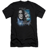 Harry Potter- After All This Time - Always Slim Fit T-Shirt