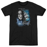 Harry Potter- After All This Time - Always Ringer T-shirts