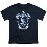 Youth: Harry Potter- Ravenclaw Crest Shirts