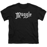 Youth: Harry Potter- Muggle Badge T-Shirt