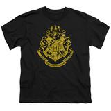 Youth: Harry Potter- Hogwarts Crest T-shirts