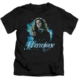 Juvenile: Harry Potter- Hermione Wand Ready Shirt