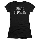 Juniors: Harry Potter- Avada Kedavra Shirts