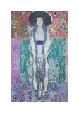 Adele Bloch-Bauer II Premium Giclee Print by Gustav Klimt