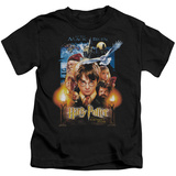 Juvenile: Harry Potter- Sorcerers Stone Poster Shirts