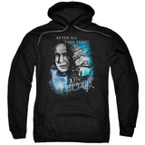Hoodie: Harry Potter- After All This Time - Always Pullover Hoodie