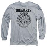 Long Sleeve: Harry Potter- Hogwarts Athletic Long Sleeves