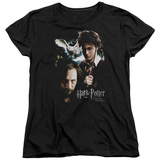 Womens: Harry Potter- Harry And Sirius T-Shirt