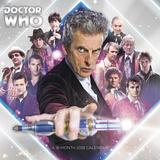 Doctor Who - 2018 Calendar Calendars