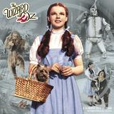 The Wizard of Oz - 2018 Calendar Calendars