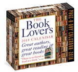 The Book Lover's Page-A-Day - 2018 Boxed Calendar Kalenders