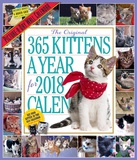 The 365 Kittens-A-Year Picture-A-Day - 2018 Calendar Calendriers