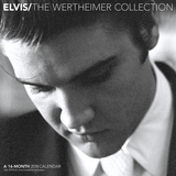 Elvis Presley: The Wertheimer Collection - 2018 Calendar Calendars