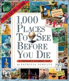 1,000 Places To See Before You Die Picture-A-Day - 2018 Calendar Kalendere