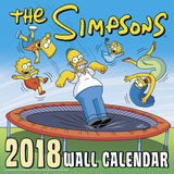 The Simpsons - 2018 Calendar Calendars