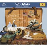 Charles Wysocki - Cat Tales - 2018 Calendar Calendriers