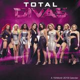 WWE Divas: Total Divas - 2018 Calendar Calendars