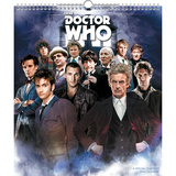 Doctor Who Special Edition - 2018 Calendar Calendars