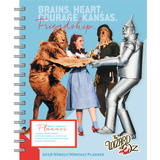 The Wizard of Oz - 2018 Planner Calendars