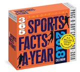 The Official 365 Sports Facts-A-Year Page-A-Day - 2018 Boxed Calendar Calendarios