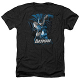 Justice League America-Batman Blue & Gray T-shirts