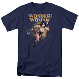 Wonder Woman- Determined Warrior T-Shirt