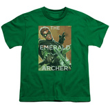 Youth: Green Arrow- Trigger T-shirts