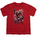 Youth: Aquaman- Bitter Fued Shirts