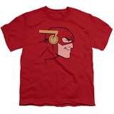 Youth: The Flash- Smiling Speedster T-shirts