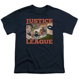 Youth: Justice League- New Dawn Group Shirt