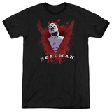 Deadman- Ghostly Anguish Ringer T-shirts