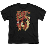 Youth: Justice League - Scarlet Speedster T-shirts